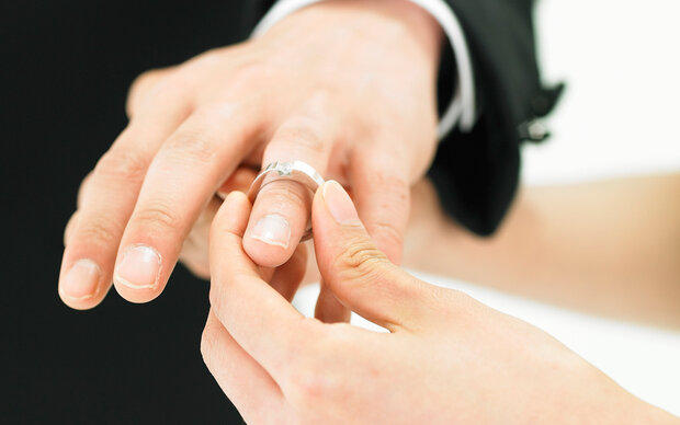 Dieser Ring soll vor Ehebruch schützen