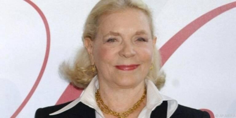 Ehren-Oscar für Lauren Bacall