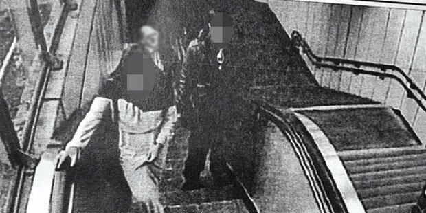 14-Jährige traf Killer-Bruder in U-Bahn