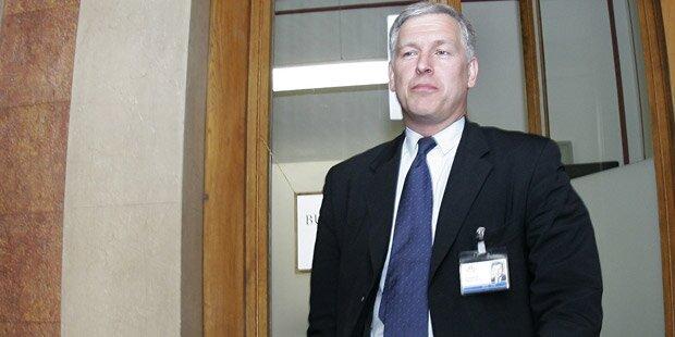 Österreichs Botschafter entkamen knapp Anschlag