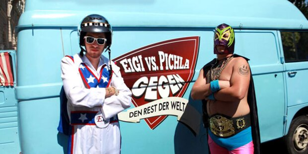 Eigi vs. Pichla gegen den Rest der Welt