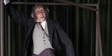 Schauspiel-Comeback in Wien: Felix Mitterer als Kafkas Affe