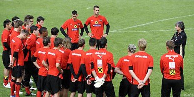 ÖFB-Team in Weltrangliste auf 55. Rang verbessert