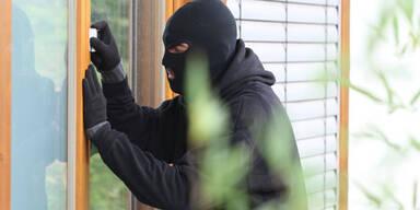 Einbrecher Diebstahl Einbruch