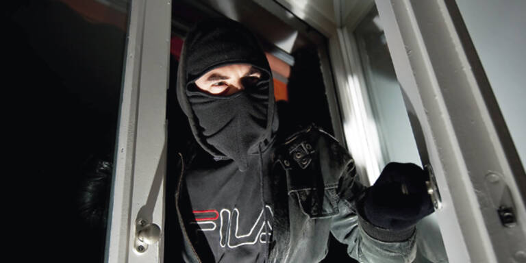Wienerin sperrte Einbrecher in Keller ein