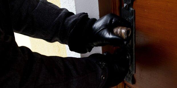 Einbruchsdiebstahl – Klärung und Festnahme