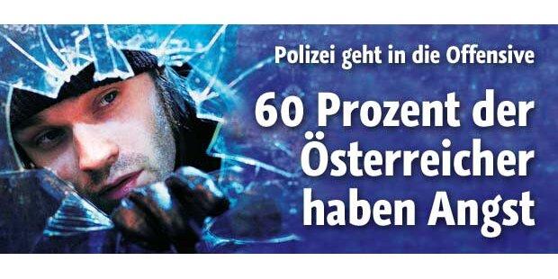 60 Prozent der Österreicher haben Angst