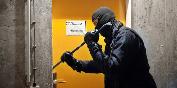 Einbrecher plündern Baustelle aus