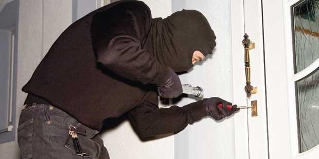 Die neueste Technik gegen Einbrecher