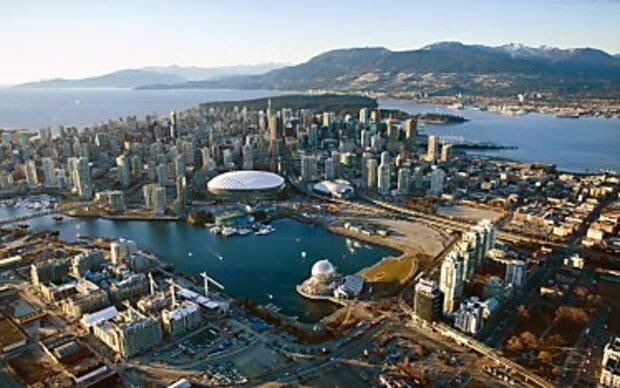Olympia-Stadt Vancouver - Traumziel für Sportfans