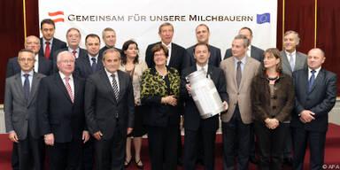 Eine Woche nach Wiener Gipfel tagt Agrarministerrat