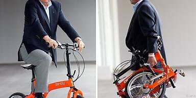 Eine neue Generation der Falträder
