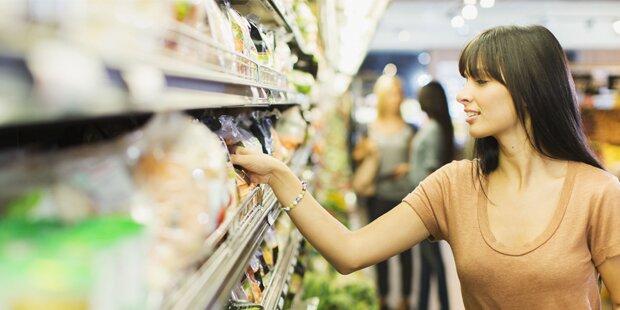 Einkaufen so teuer wie schon lange nicht mehr