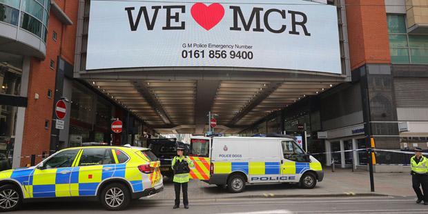Einkaufscenter Manchester