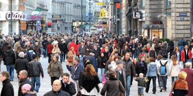 Das sind Wiens Top 10 Einkaufsstraßen
