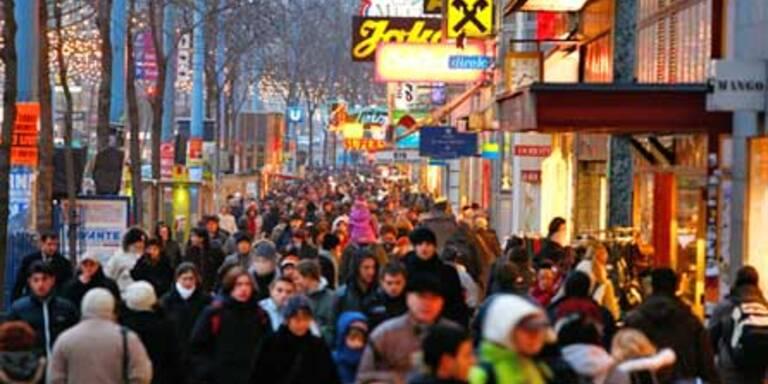 Handel erwartet sattes Plus für 2012
