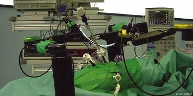 Einsatz von Robotern wird diskutiert