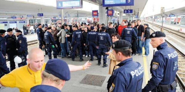 5.000 neue Polizisten für Österreich