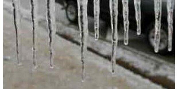 Zahlreiche Kältetote in Ungarn und Rumänien
