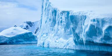 Irre Idee: Eisberg soll nach Afrika