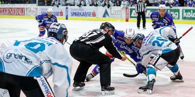 Eishockey Linz Villach