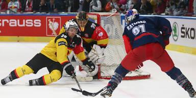 Eishockey Salzburg Bern