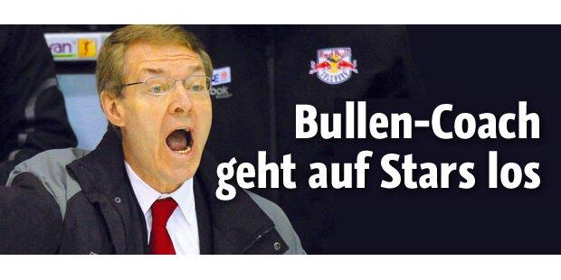 Bullen-Coach schießt sich auf Stars ein