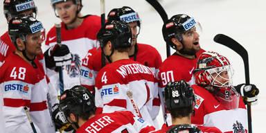 Eishockey: Pleite für ÖEHV-Cracks