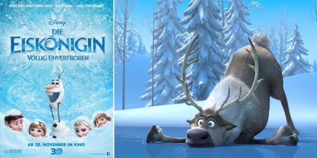 Frozen: Plagiats-Streit um Disney-Hit