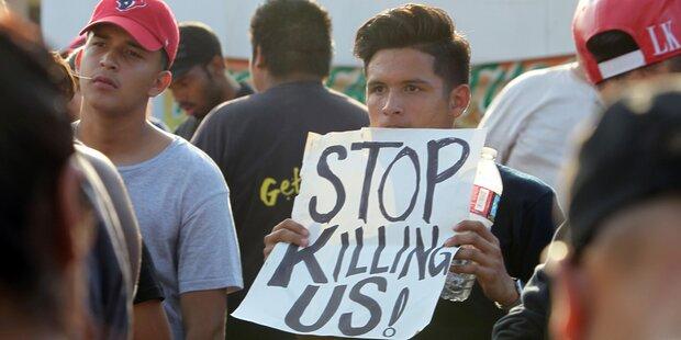 Proteste nach neuen tödlichen Polizeischüssen