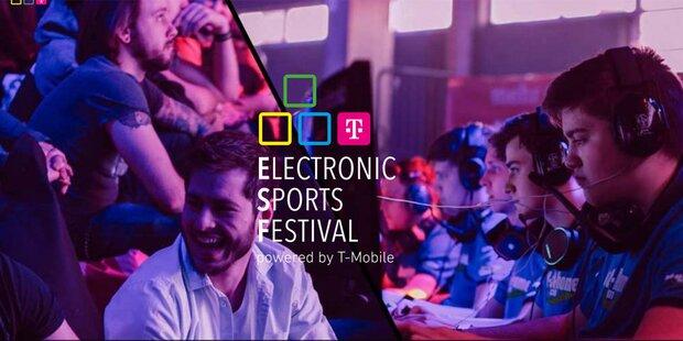 eSports Festival 2019 ist voller Erfolg