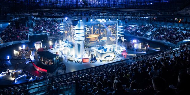 6.000 Gaming-Fans bei eSports-Festival