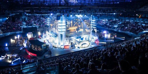 eSports-Festival: Das Bühnenprogramm