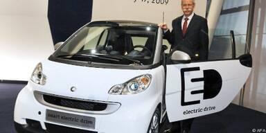 Daimler will Carsharing ausbauen