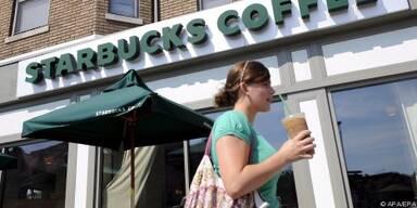 Elf Starbucks-Filialen gibt es schon in Wien