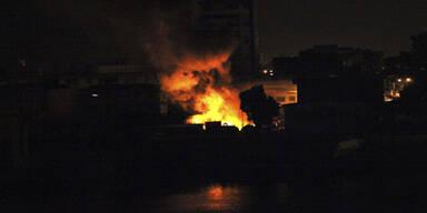 Luftangriffe auf Abidjan
