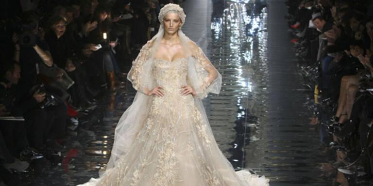 Elie Saab - Haute Couture - Paris Fashion Week