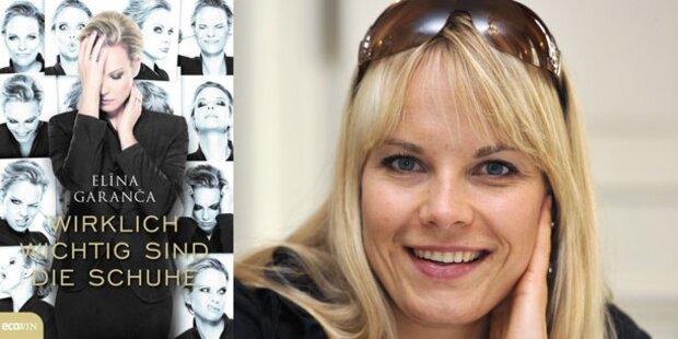 Elina Garanca stellt neues Buch vor