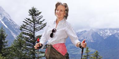Elisabeth Gürtler Interview Jungbrunnen Wandern