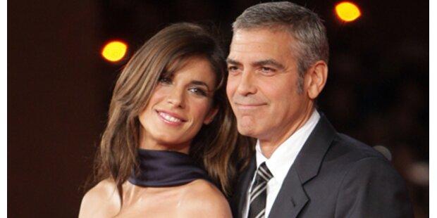 Jahrestag: Canalis schwärmt von George