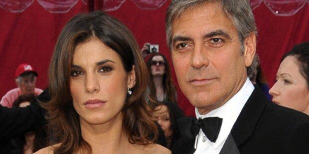 Clooney: Alles aus mit Elisabetta