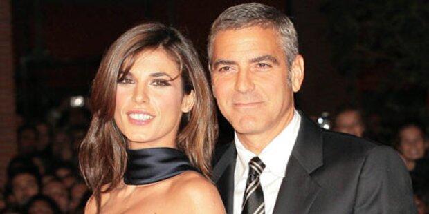 Plant Clooney heimlich seine Hochzeit?