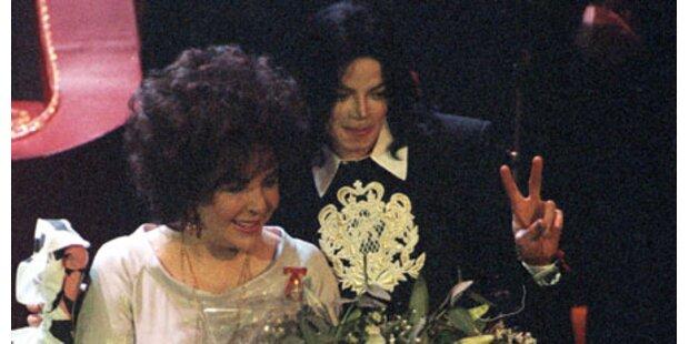 Elizabeth Taylor: Kollaps wegen Jackson
