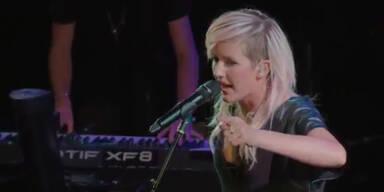 "Ellie Goulding: ""Anything Could Happen"" LIVE"