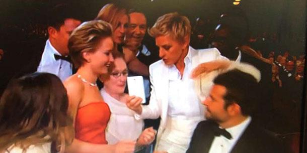 Oscars 2014: Die besten Bilder