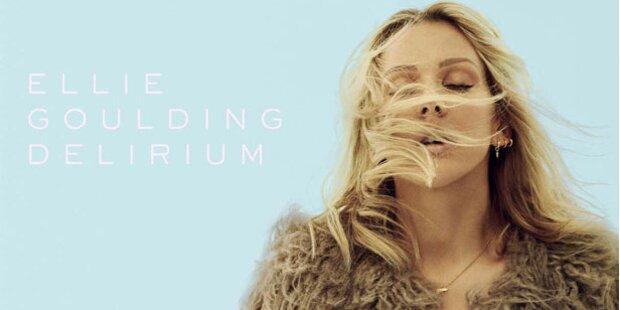 """Pop-Superstar Ellie Goulding bringt am 6. November ihr Studio-Album """"Delirium"""" heraus"""