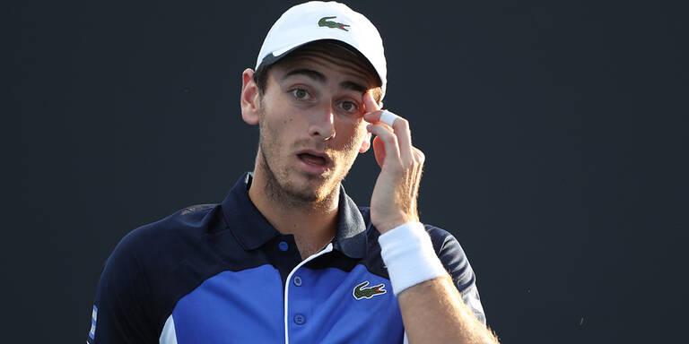 Tennis-Eklat: Profi will Banane geschält bekommen
