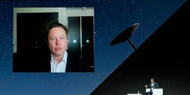 Elon Musk peilt halbe Million Starlink-Nutzer an