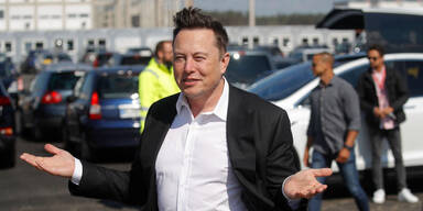 Musk macht bei deutschem Tesla-Werk Druck