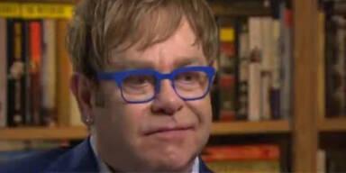 Elton John bricht Deutschland-Tour ab